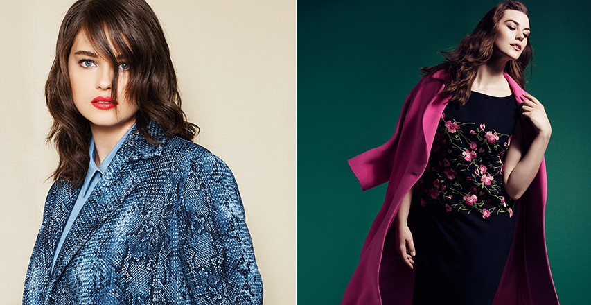 Модная одежда для цветотипа внешности