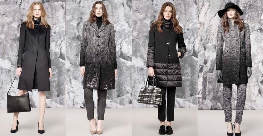 Модні пальто осінь-зима 2014 2015 від бренду від Cinzia Rocca 72909b377d3e0