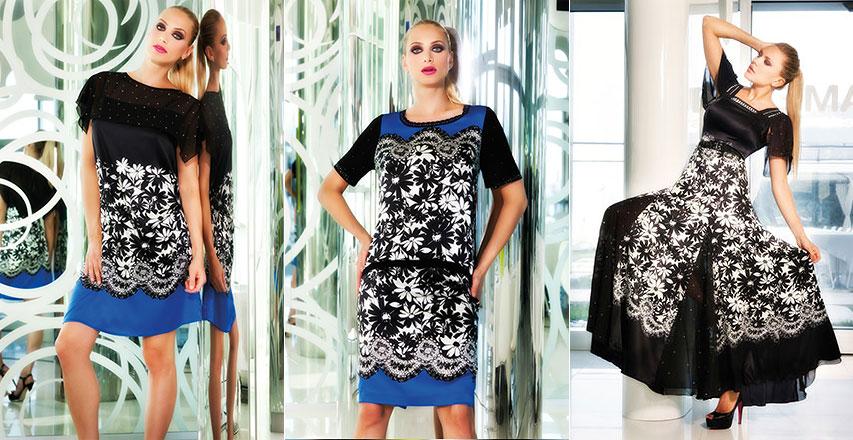 Модні вечірні сукні великих розмірів ac88c43bef64f