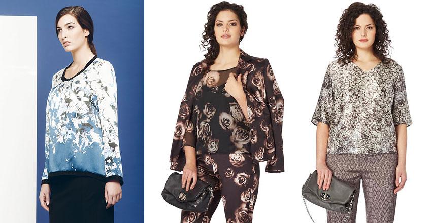 Жіночий одяг великих розмірів від брендів Giorgio Grati і Persona bc8ca26a6e760