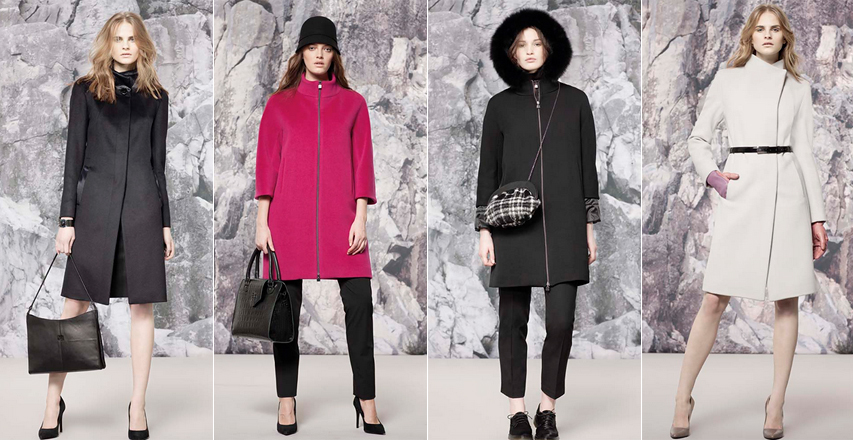 Жіночі пальто осінньо-зимового сезону від Cinzia Rocca 8a4e08dae3e73