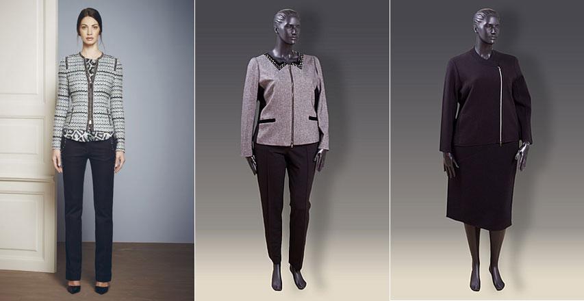 Жіночі піджаки великих розмірів від модних брендів 86694f2a06c59