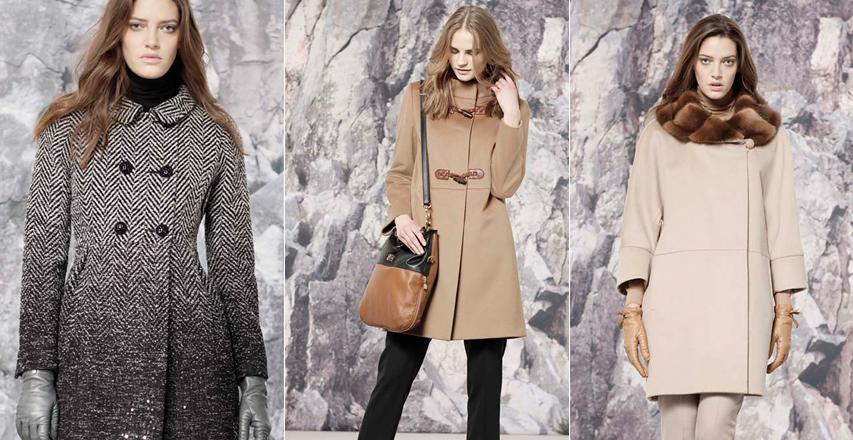 Жіночі пальто осінь-зима 2014 2015 від Cinzia Rocca 840a557591797